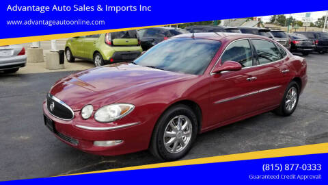 2005 Buick LaCrosse for sale at Advantage Auto Sales & Imports Inc in Loves Park IL