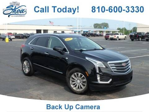 2017 Cadillac XT5 for sale at Erick's Used Car Factory in Flint MI