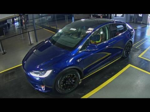 2017 Tesla Model X for sale at Diesel Of Houston in Houston TX