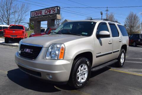 2013 GMC Yukon for sale at I-DEAL CARS in Camp Hill PA