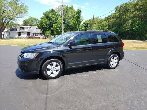 2012 Dodge Journey for sale at Depue Auto Sales Inc in Paw Paw MI
