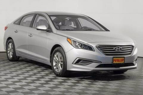 2017 Hyundai Sonata for sale at Washington Auto Credit in Puyallup WA