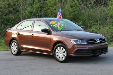 2016 Volkswagen Jetta for sale at McMinn Motors Inc in Athens TN