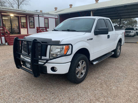 2009 Ford F-150 for sale at M & M Motors in Angleton TX