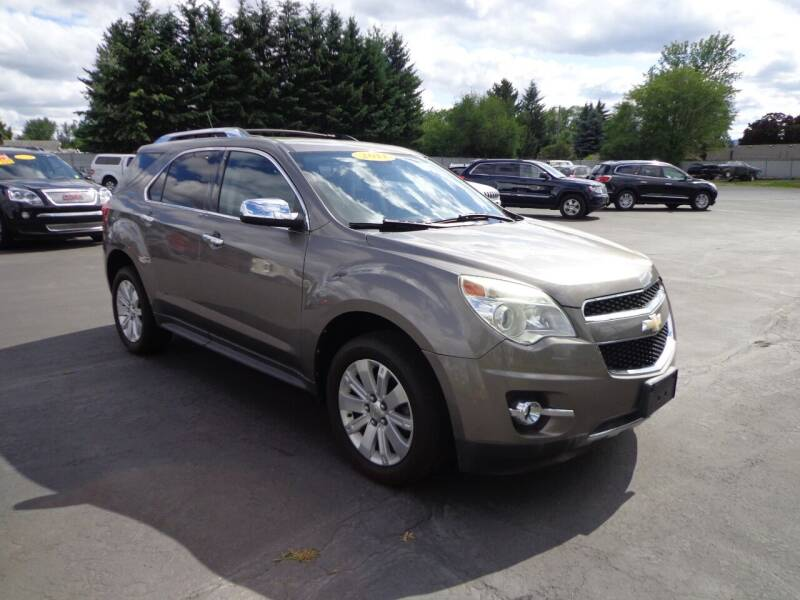 2011 Chevrolet Equinox for sale at New Deal Used Cars in Spokane Valley WA