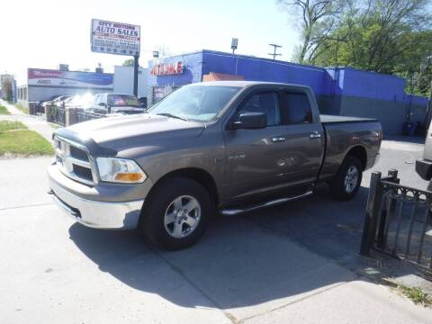 2010 Dodge Ram Pickup 1500 for sale at City Motors Auto Sale LLC in Redford MI