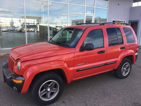 2004 Jeep Liberty for sale at Safi Auto in Sacramento CA
