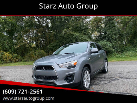 2015 Mitsubishi Outlander Sport for sale at Starz Auto Group in Delran NJ