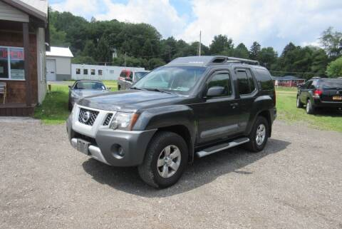 2011 Nissan Xterra for sale at Clearwater Motor Car in Jamestown NY