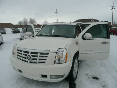 2007 Cadillac Escalade ESV for sale at Prospect Auto Sales in Osseo MN