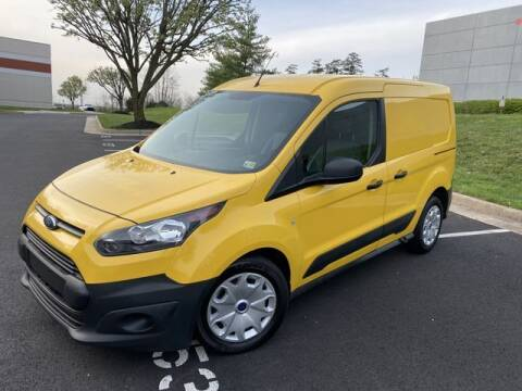 2017 Ford Transit Connect Cargo for sale at SEIZED LUXURY VEHICLES LLC in Sterling VA