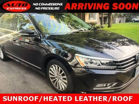 2017 Volkswagen Passat for sale at Auto Express in Lafayette IN