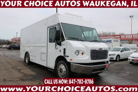 2013 Freightliner MT45 Chassis for sale at Your Choice Autos - Waukegan in Waukegan IL