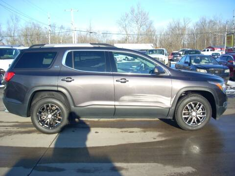 2017 GMC Acadia for sale at H&L MOTORS, LLC in Warsaw IN