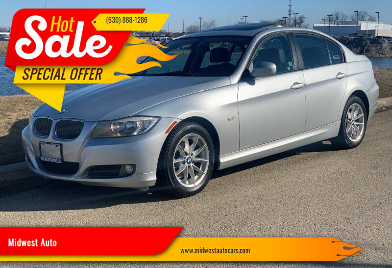 2010 BMW 3 Series for sale at Midwest Auto in Naperville IL