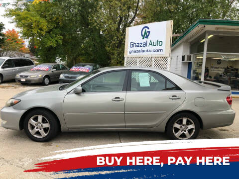 2006 Toyota Camry for sale at Ghazal Auto in Sturgis MI