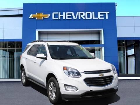 2016 Chevrolet Equinox for sale at Ed Koehn Chevrolet in Rockford MI