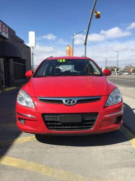 2011 Hyundai Elantra Touring for sale at Moving Rides in El Paso TX