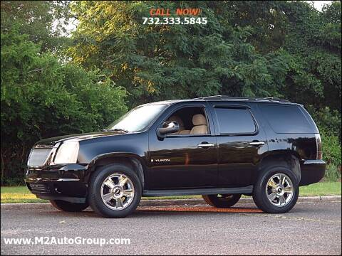 2007 GMC Yukon for sale at M2 Auto Group Llc. EAST BRUNSWICK in East Brunswick NJ