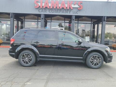 2018 Dodge Journey for sale at Siamak's Car Company llc in Salem OR