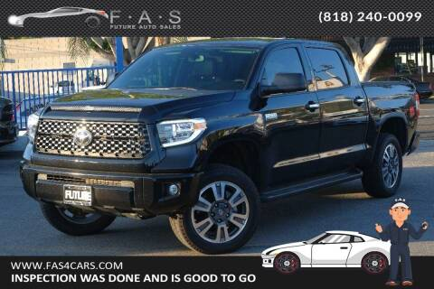 2020 Toyota Tundra for sale at Best Car Buy in Glendale CA