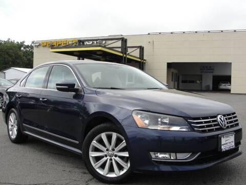 2013 Volkswagen Passat for sale at Perfect Auto in Manassas VA