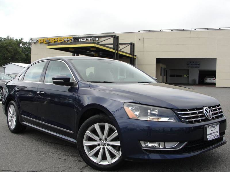 2013 Volkswagen Passat for sale at Perfect Auto in Manassas VA