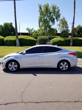 2013 Hyundai Elantra for sale at Premier Motors AZ in Phoenix AZ