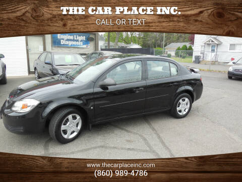 2008 Chevrolet Cobalt for sale at THE CAR PLACE INC. in Somersville CT