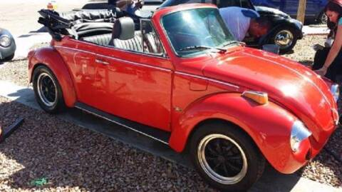 1975 Volkswagen Beetle for sale at Haggle Me Classics in Hobart IN