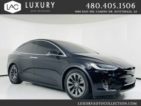 2017 Tesla Model X for sale at Luxury Auto Collection in Scottsdale AZ
