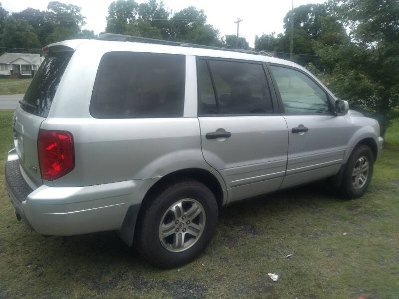 2004 Honda Pilot for sale at Easy Auto Sales LLC in Charlotte NC