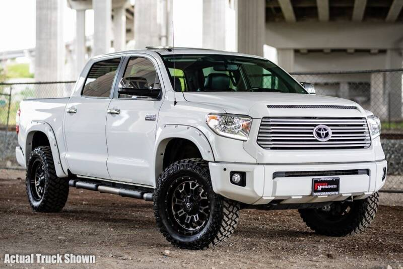 2017 Toyota Tundra for sale at Friesen Motorsports in Tacoma WA