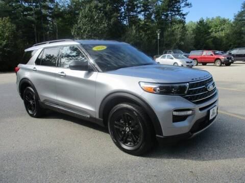 2020 Ford Explorer for sale at MC FARLAND FORD in Exeter NH