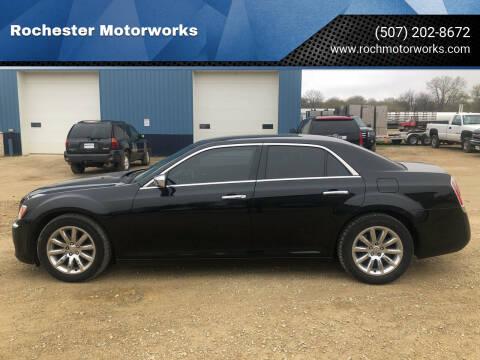 2013 Chrysler 300 for sale at Rochester Motorworks in Rochester MN