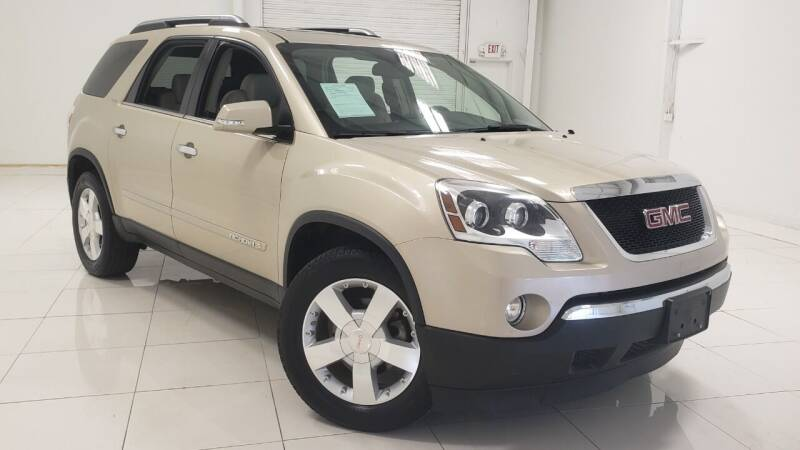 2008 GMC Acadia for sale at 1 Car For You Auto Sales in Peachtree Corners GA