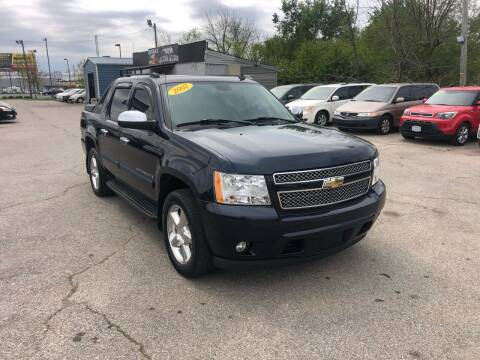 2007 Chevrolet Avalanche for sale at LexTown Motors in Lexington KY