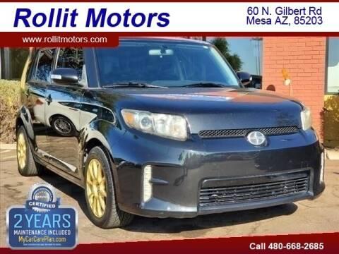 2014 Scion xB for sale at Rollit Motors in Mesa AZ