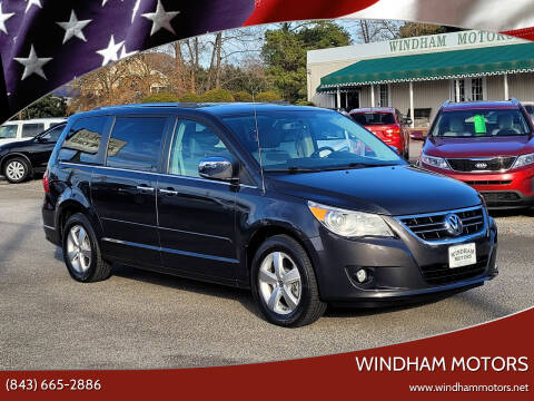 2012 Volkswagen Routan for sale at Windham Motors in Florence SC