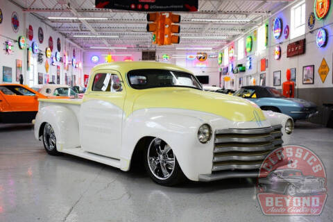 1950 Chevrolet 3100 for sale at Classics and Beyond Auto Gallery in Wayne MI