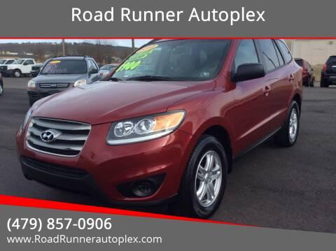 2012 Hyundai Santa Fe for sale at Road Runner Autoplex in Russellville AR