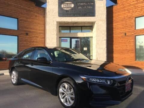 2018 Honda Accord for sale at Hamilton Motors in Lehi UT