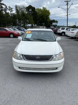 2003 Toyota Avalon for sale at Elite Motors in Knoxville TN