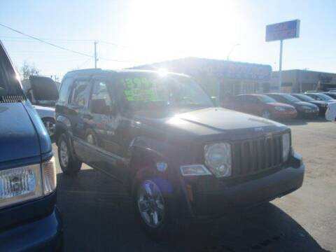 2010 Jeep Liberty for sale at CAR SOURCE OKC in Oklahoma City OK