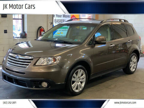 2008 Subaru Tribeca for sale at JK Motor Cars in Pittsburgh PA