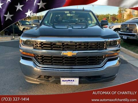 2019 Chevrolet Silverado 1500 Legacy for sale at Automax of Chantilly in Chantilly VA