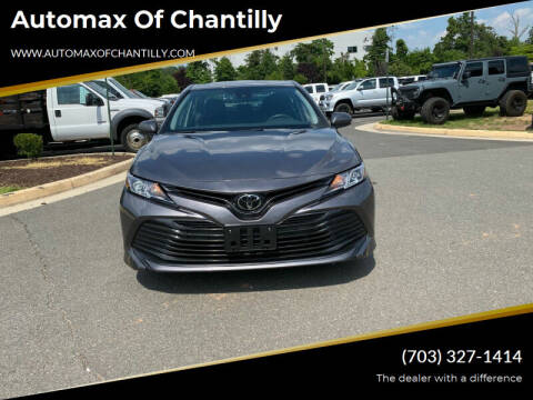 2019 Toyota Camry for sale at Automax of Chantilly in Chantilly VA