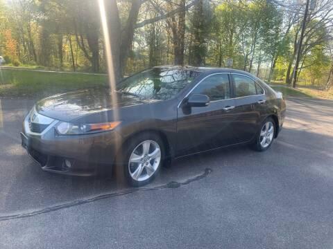 2009 Acura TSX for sale at Pristine Auto in Whitman MA
