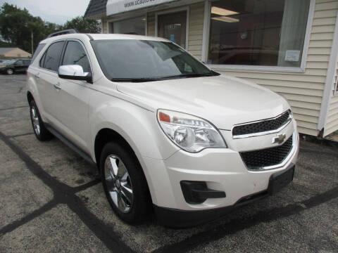 2015 Chevrolet Equinox for sale at U C AUTO in Urbana IL