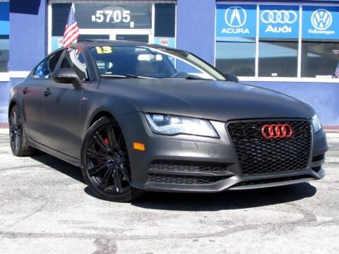 2013 Audi A7 for sale at Orlando Auto Connect in Orlando FL